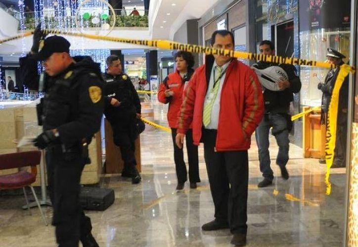 El establecimiento había sido asaltado el pasado 28 de diciembre de 2013. (Archivo/reporte.com.mx)