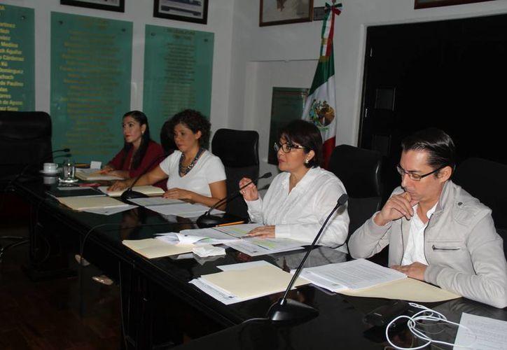Hoy comparecerán ante la Comisión cuatro presidentes municipales. (Foto: Benjamín Pat/ SIPSE).
