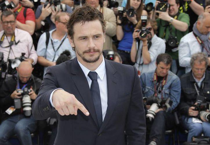James Franco no solo es un joven actor consagrado. También cuenta con una maestría en literatura. (Agencias)
