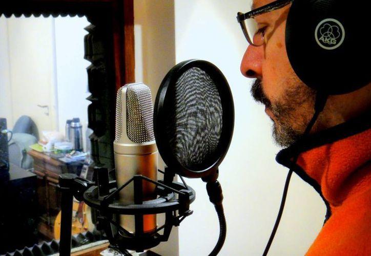Jaime Urbina Ferriz ofrecerá en Cancún un Taller de Locución Radiofónica. (Redacción/SIPSE)