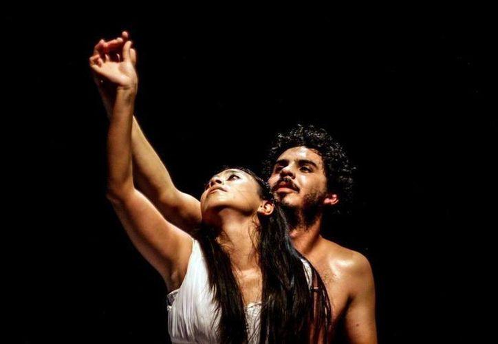 """La obra es una adaptación del mito griego de """"Orfeo y Eurídice"""". (Milenio Novedades)"""