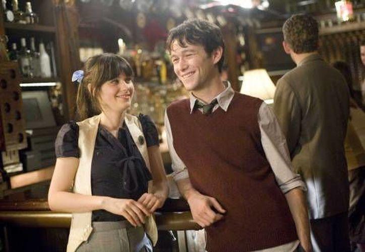 La película '500 días con ella' será una de las cintas más recomendables para ver en el especial de Canal Fox. (Labutaca.net)