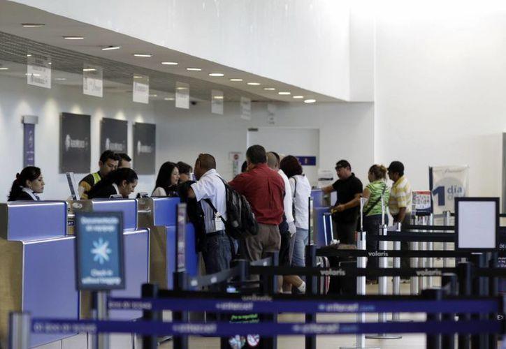 Aeroméxico incrementó sus frecuencias a Mérida en los últimos dos años y espera cerrar 2014 con 530 mil asientos sólo en sus corridas a la Ciudad de México. (SIPSE)
