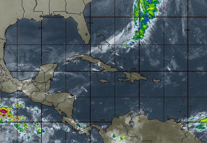 El frente frío número 14 se extenderá hasta la Península de Yucatán. (Redacción/SIPSE)