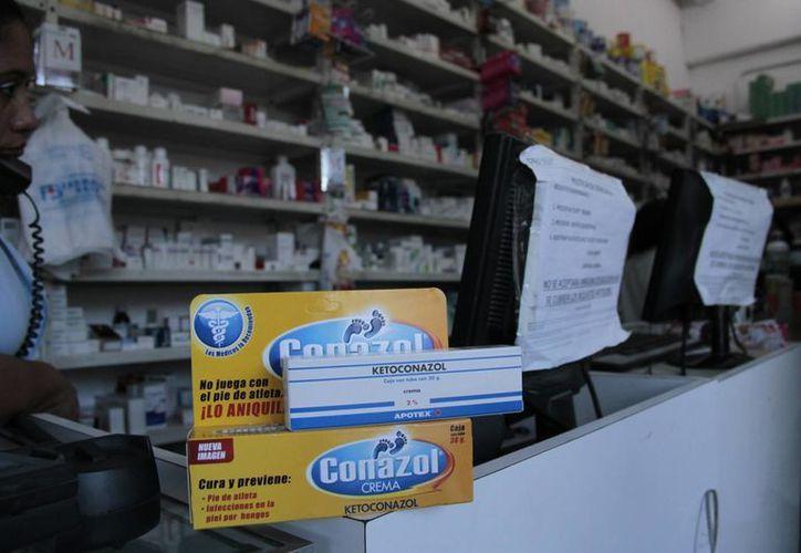 Las farmacias en Benito Juárez y el personal médico continúan recetando este medicamento. (Tomás Álvarez/SIPSE)