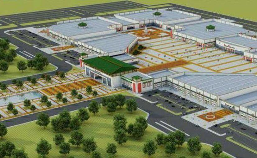 La construcción del centro de negocios iniciará en noviembre y tendrá una duración aproximada de 18 meses. (Foto de Contexto/Internet)