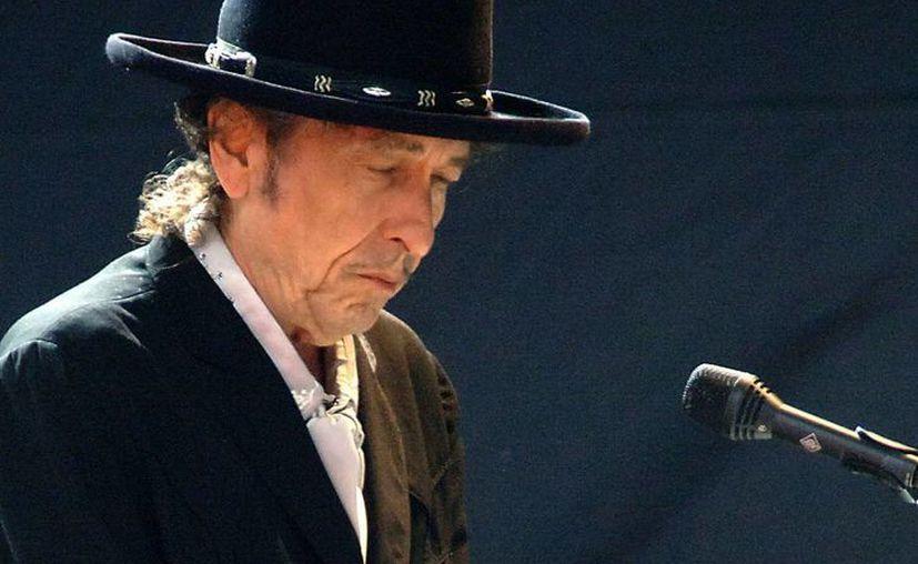 Fotografía de archivo del 11 de julio de 2006 del músico norteamericano Bob Dylan. (Archivo/EFE)