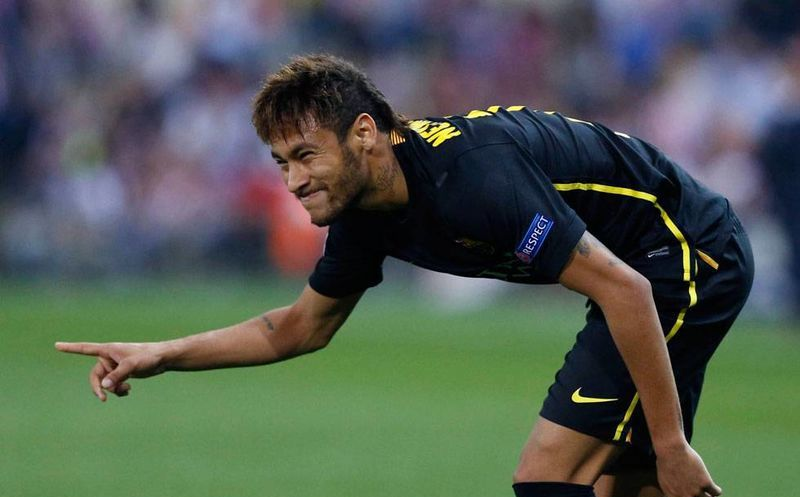 Neymar acusado por prensa brasile a de mostrar marca lupo de sus calzoncillos noticias de - Brasilena ropa interior ...