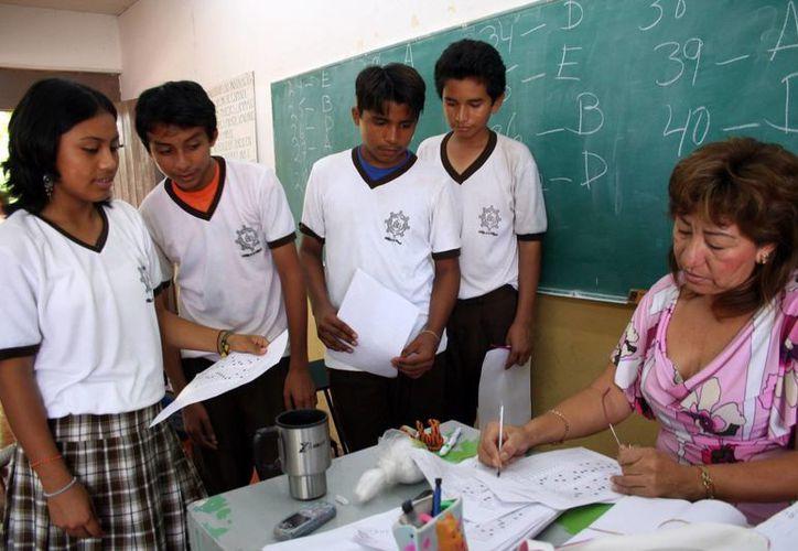 Los participantes de la Onmas fueron entrenados por maestros de la UADY. (Milenio Novedades)