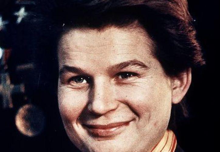 Tereshkova se dice apasionada por el planeta Marte y quiere viajar aunque eso signifique no regresar a la Tierra. (Agencias)