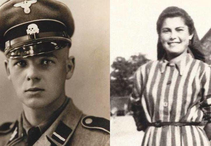 El oficial de las SS, Franz Wunsch, se enamoró de la prisionera eslovaca Helena Citronova, quien lo rechazaba. Tiempo después declararía a su favor cuando los soldados nazis fueron juzgados por la ley. (RT)