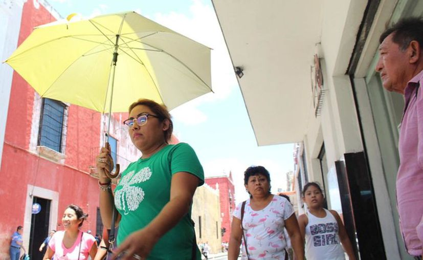 Este jueves persistirá el calor en Yucatán. (Archivo/Sipse)