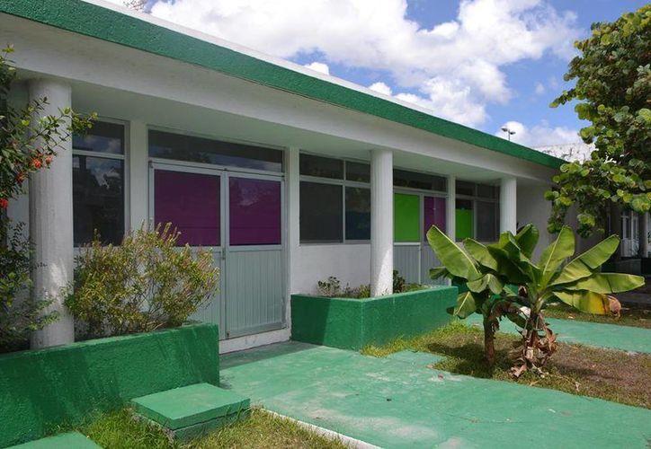 Los trabajos de rehabilitación en las Guarderías Canaco fueron invertidos 500 mil pesos. (Irving Canul/SIPSE)