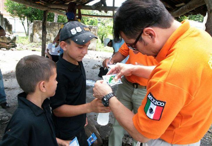 Las autoridades han encontrado a 13 mil menores sin acompañante este año. (Archivo/EFE)