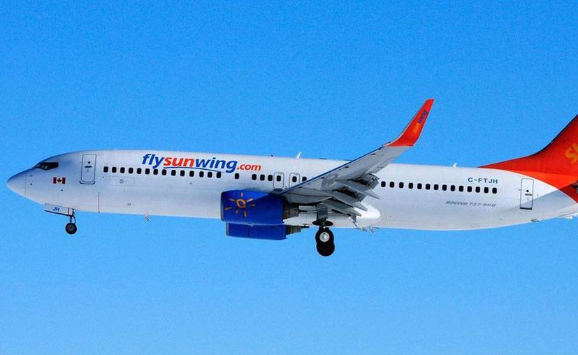 Un vuelo de la compañía Sunwing Airlines regresó de emergencia al aerpuerto de Toronto como consecuencia de un pleito entre dos pasajeras. La imagen es de contexto. (m.680news.com)