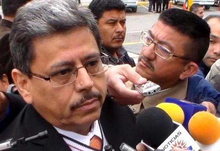 Procurador de Tamaulipas, Ismael Quintanilla: el esposo de la doctora 'levantada' no dijo nada respecto a alguna amenaza previa. (ultimasnoticiasenred.com.mx)