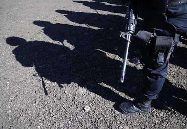 Un informe de la CNS indica que los agentes se encontraban activos al momento de su desaparición. (Archivo/Notimex)