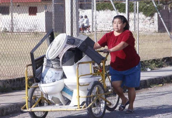 Buscan activar a las personas a limpiar sus casas de los desechos. (Foto de Contexto/Internet)
