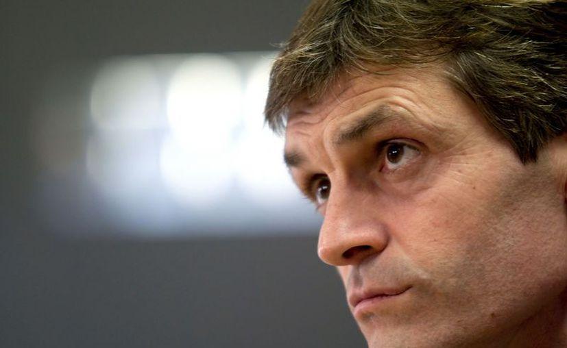 Apenas el pasado domingo, Tito Vilanova explicaba en la televisión catalana cómo había vencido al cáncer y que se encontraba recuperado. El cáncer reapareció.