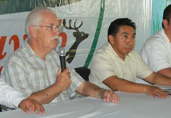 El cónsul agradeció a las autoridades locales la iniciativa para garantizar la seguridad de los visitantes. (Raúl Balam/SIPSE)