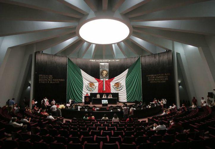 La iniciativa de Ley fue aprobada el pasado lunes en comisiones y presentada ayer martes al pleno. (Archivo/SIPSE)