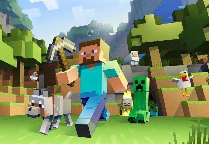 Desde 2009 Microsoft ha vendido más de 70 millones de copias de Minecraft. (xbox.com)