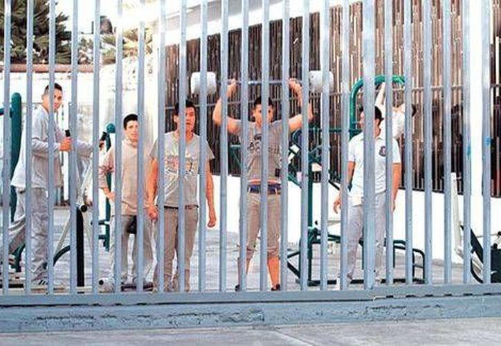 Datos hasta enero de 2016 registran que hay 247 mil personas encarceladas en las penitenciarías por posesión de marihuana. (Juan Carlos Bautista/Archivo Milenio)