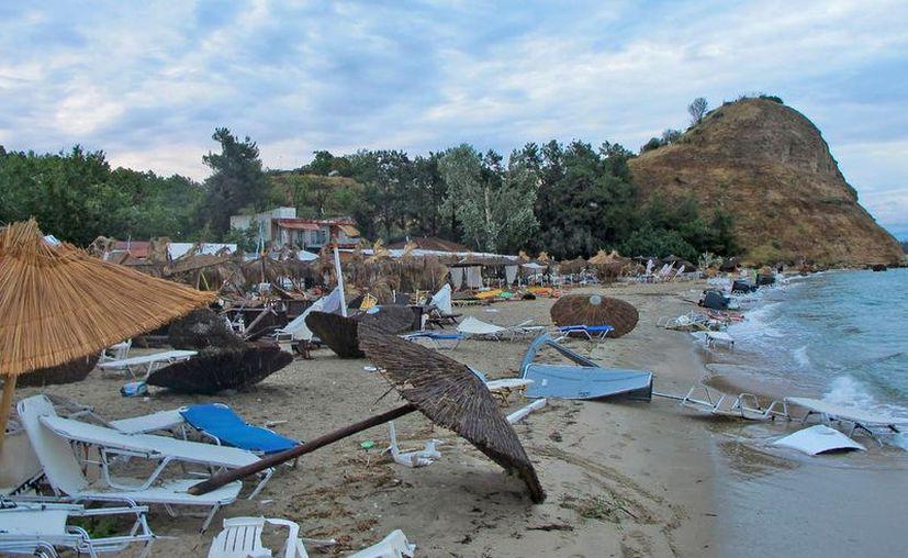 Las autoridades han declarado estado de emergencia tras el fenómeno. (AP)