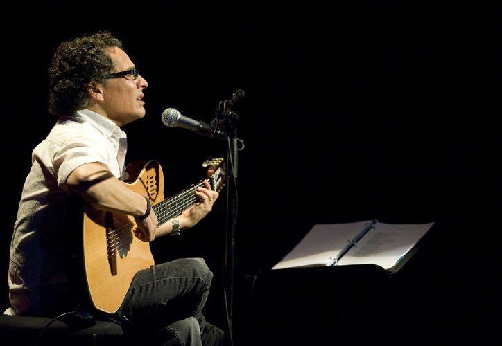 El concierto será en el Teatro de Cancún, el próximo 3 de marzo. (Redacción)
