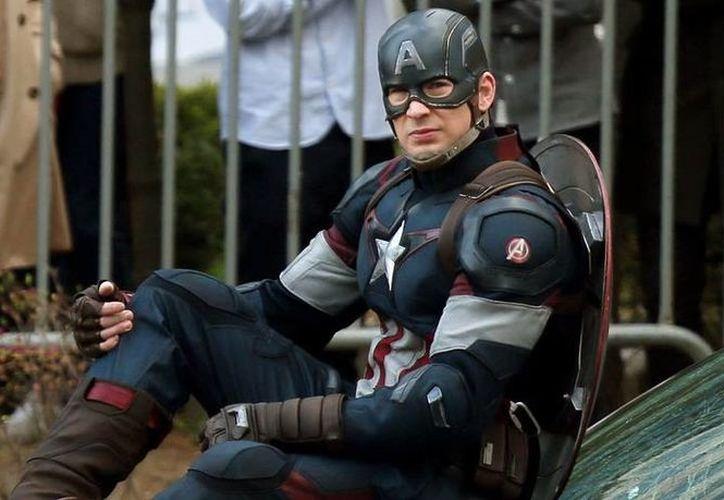 El Capitán América es uno de los superhéroes que aparecen en Los Vengadores 2, cuyo avance salió antes de lo previsto. (avengersuniverse.com)