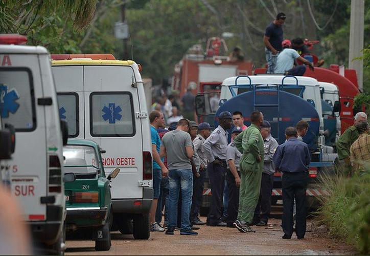Activaron los protocolos de emergencia para atender a los mexicanos que requieran información. (TW @24h_tve)