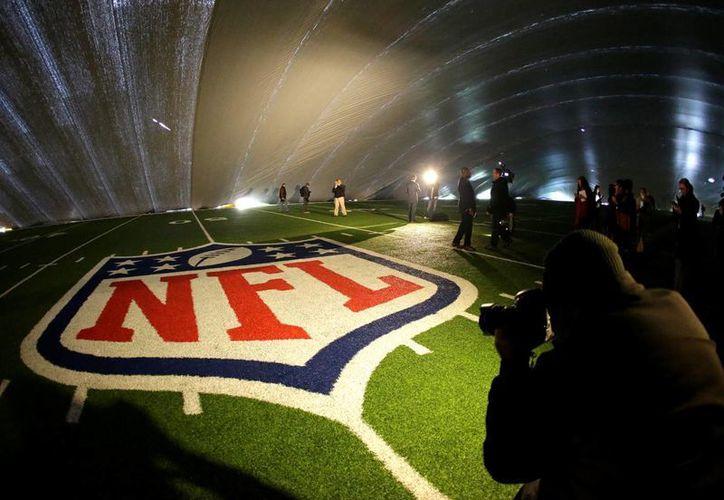 El estadio MetLife será escenario del choque entre los gigantes del futbol americano: Seattle y Denver. (Agencias)