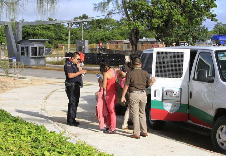De acuerdo a las leyes mexicanas los refugiados tienen derecho al documento migratorio (Enrique Mena/SIPSE)
