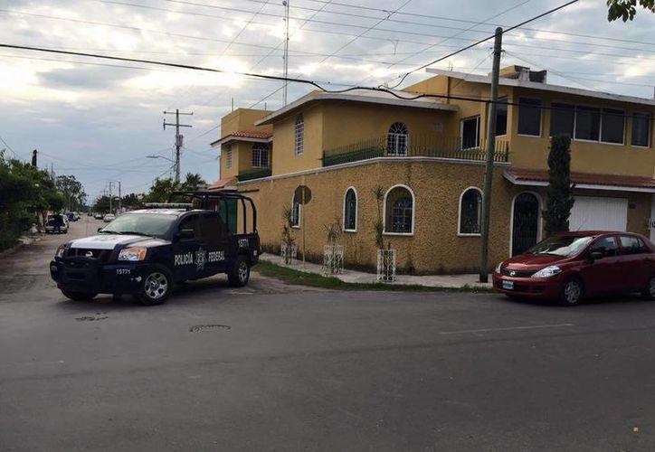 La división Científica de la Policía Federal, es la encargada de patrullar en todo el país. (Ángel Castilla/SIPSE)