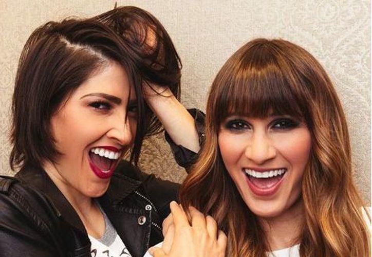 Hanna y Ashley se encuentran promocionando su nuevo álbum '30 de febrero'. (Instagram)