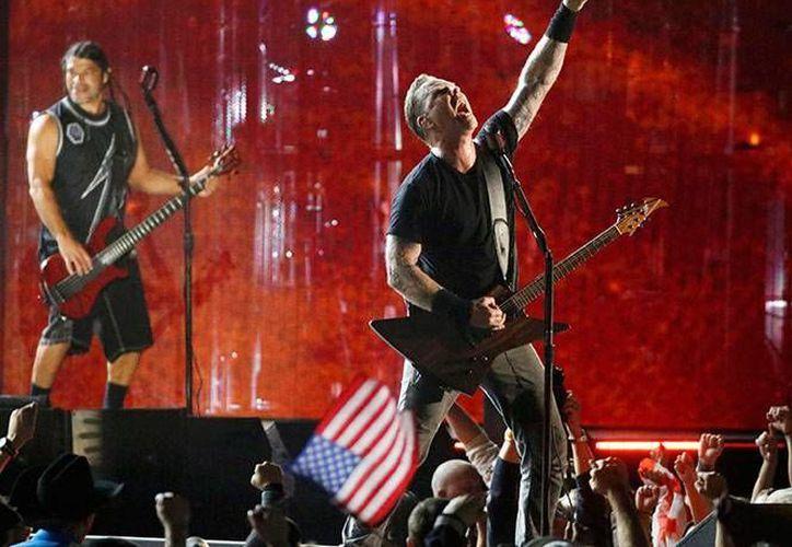 Metallica llevaba ocho años sin grabar álbum, por lo que sus fans ya se encuentran a la espera de la nueva producción. (Foto tomada de Facebook/Metallica)