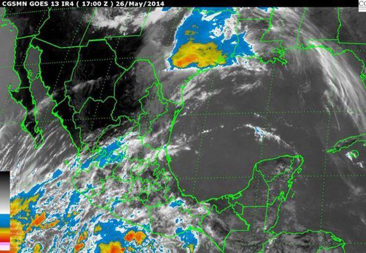 Se estima que habrá nueve ciclones esta temporada en el Océano Atlántico. (Archivo/Notimex)