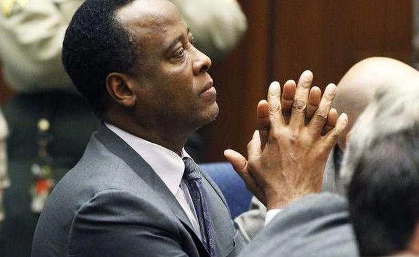 Murray fue sentenciado a cuatro años de cárcel el 29 de noviembre de 2011. (ibtimes.com/Archivo)