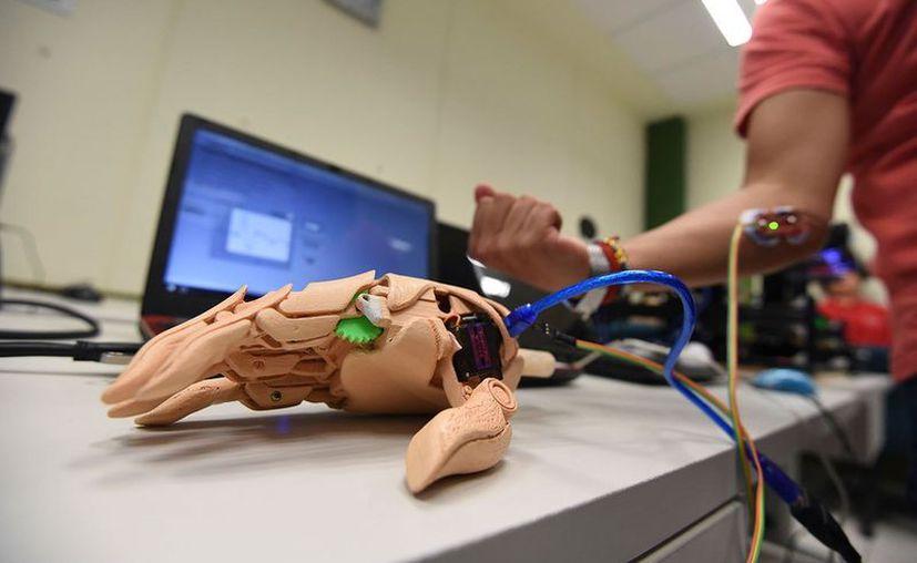 Juan Antonio, asesor de este trabajo, indicó que se basaron en la física del movimiento del cuerpo humano. (Foto: Internet)