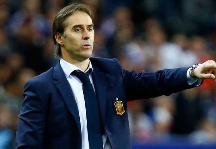 Julen asumirá el cargo una vez finalizada la participación de España en el Mundial. (Mundo Deportivo)
