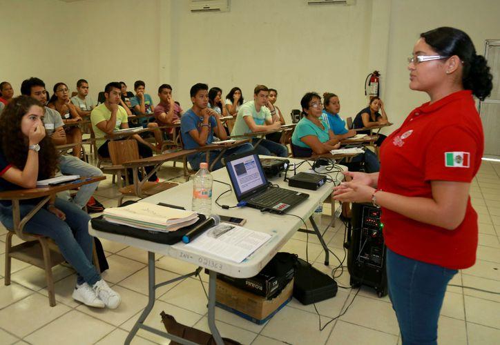 Los participantes conocerán el reglamento de Tránsito Municipal y Federal. (Redacción/ SIPSE)