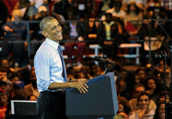 Más de la mitad de los interrogados en una encuesta asegura que Obama 'no entiende los problemas de la gente'. (EFE)