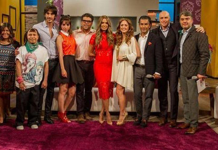 'Hoy más' se estrena el próximo lunes, con un horario de 12 a 1 pm, así lo dieron a conocer los productores del programa. (Archivo/Notimex)