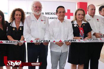 Cruz Roja, inauguró el primer Instituto Universitario de Urgencia