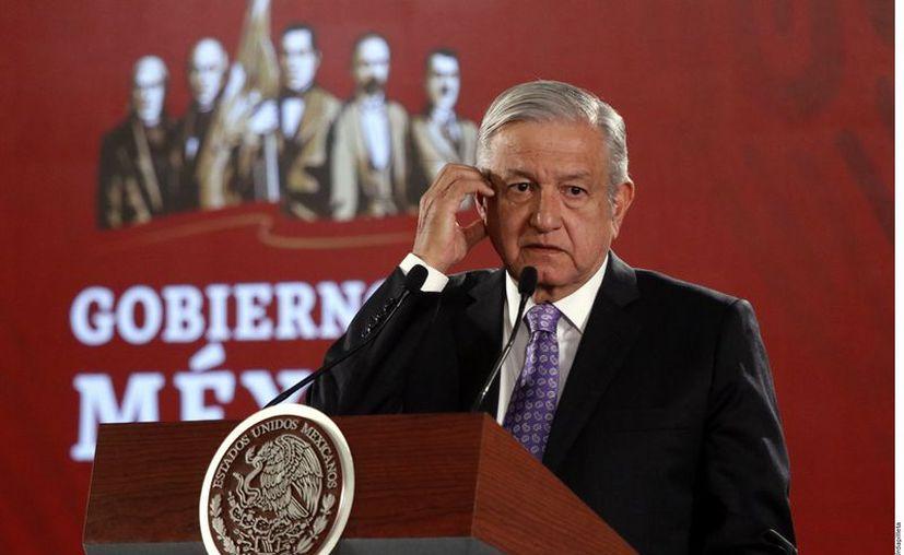 En enero, el Presidente había ordenado separar a tres directivos de Pemex e indagarlos por presuntos desvíos e irregularidades. (Foto: Reforma)