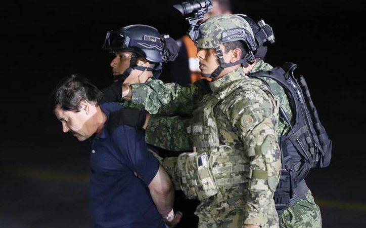 José Refugio Rodríguez, abogado de 'El Chapo' Guzmán, afirma que la salud de su cliente va en deterioro ante el trato que sufre en prisión. (Archivo/Agencias)