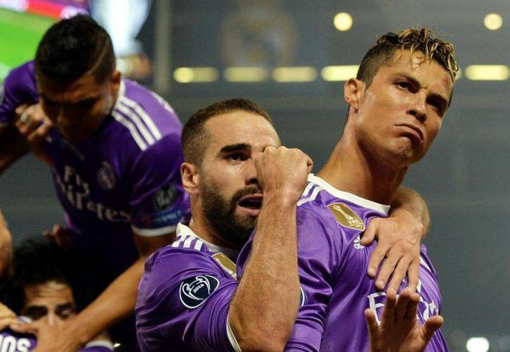 El equipo selló el resultado con un gol de Marco Asensio que puso el 4-1 definitivo. (Foto: El Tiempo)