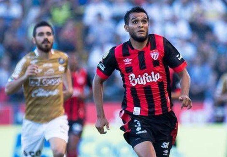 El Necaxa sacó un empate ante Dorados y ahora solo debe ganar como local por un gol de diferencia para ascender a Primera División en el Futbol Mexicano. (Mexsport.com)