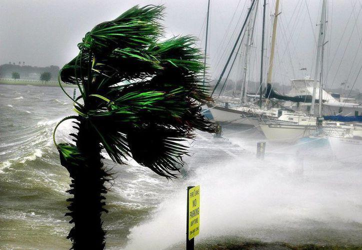"""""""El Niño"""" determinó una temporada """"relativamente tranquila"""" en 2014, es este año cuando se encuentra en """"completo desarrollo"""", según precisó Lixion Ávila, meteorólogo del Centro Nacional de Huracanes (CNH) de Estados Unidos. (EFE/Archivo)"""