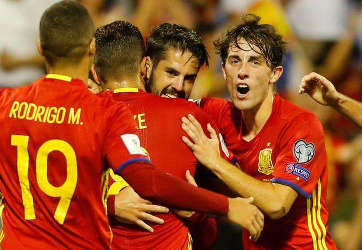 España vs. Albania: duelo por Eliminatorias europeas. (Foto: El Comercio)